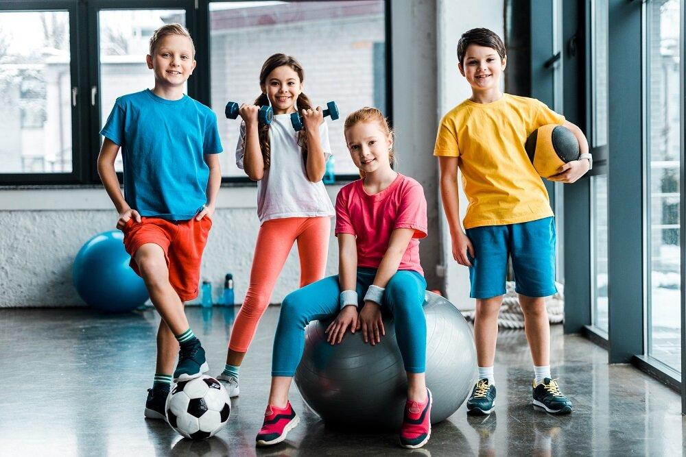 Plany treningowe dla młodzieży